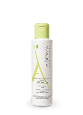 A-Derma Exomega olejek oczyszczająco-zmiękczający 500 ml - Drogeria internetowa wapteka