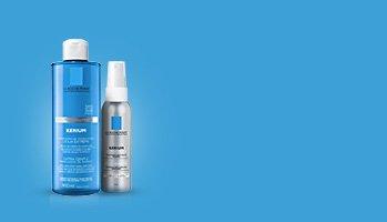 La Roche-Posay laboratorium dermatologique - Pielęgnacja włosów i skóry głowy