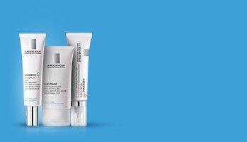 La Roche-Posay laboratorium dermatologique - Korygowanie oznak starzenia