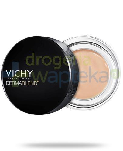 Vichy Dermablend korektor brzoskwiniowy na ciemne przebarwienia 4,5 g  whited-out