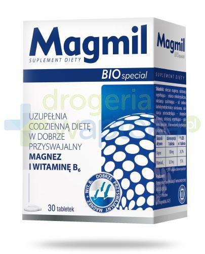 Hasco Magmil Bio Special 30 tabletek