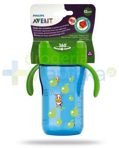 Avent Philips kubek 360 stopni 340 ml dla dzieci 12m+ [SCF784/00]