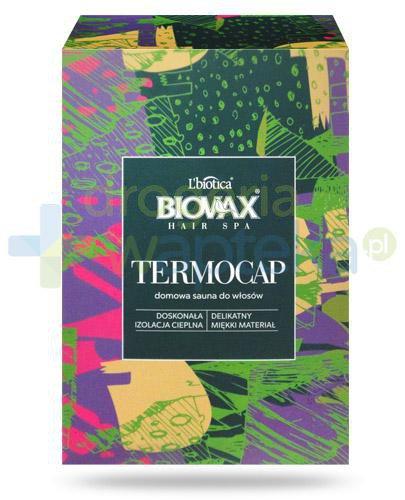 Biovax Botanic Hair Spa TermoCap turban do włosów 1 sztuka
