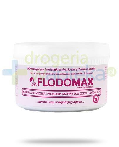 FlodoMax krem na oparzenia i problemy skórne 55 g  whited-out