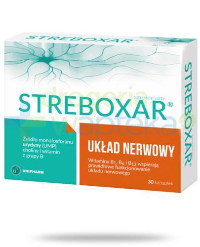 Streboxar 30 kapsułek