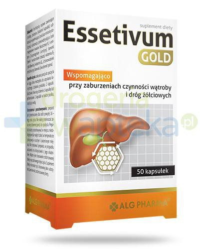 Alg Pharma Essetivum Gold 50 kapsułek