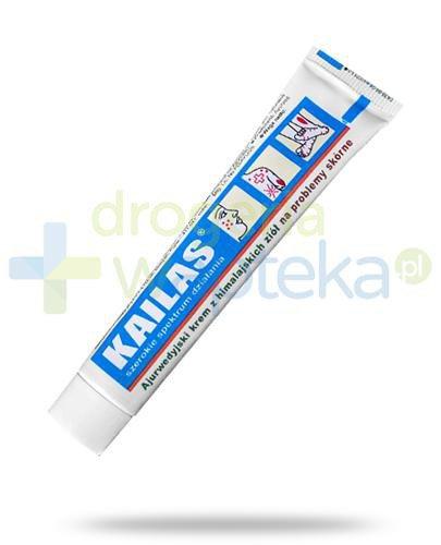 Kailas krem ajurwedyjski na problemy skórne 8 g  whited-out
