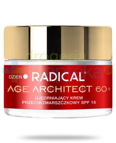 Farmona Radical Age Architect 60+ ujędrniający krem przeciwzmarszczkowy SPF15 na dzi...
