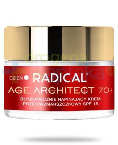 Farmona Radical Age Architect 70+ błyskawicznie napinający krem przeciwzmarszczkowy SP...