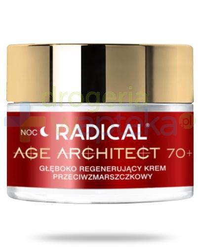 Farmona Radical Age Architect 70+ głęboko regenerujący krem przeciwzmarszczkowy na no...