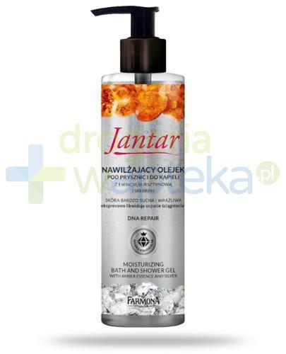 Farmona Jantar DNA Repair nawilżający olejek pod prysznic i do kąpieli z esencją bursz...
