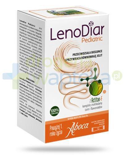 Aboca LenoDiar Pediatric 12 saszetek