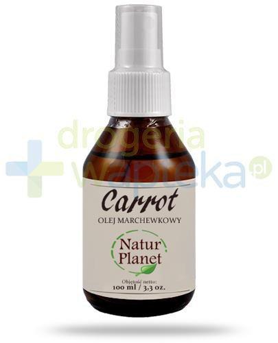 Natur Planet Carrot olej marchewkowy, spray 100 ml
