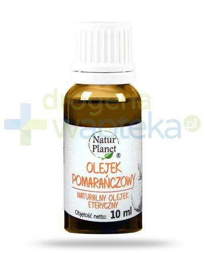 Natur Planet naturalny olejek eteryczny pomarańczowy, płyn 10 ml