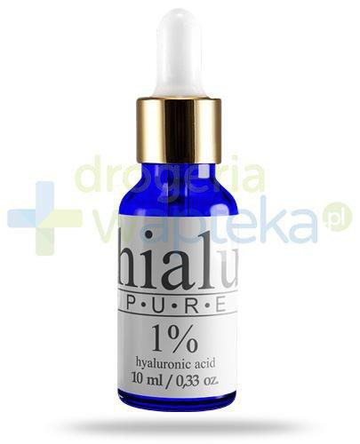 Natur Planet Hialu Pure 1% serum z kwasem hialuronowym, żel 10 ml