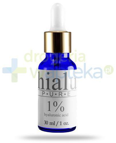 Natur Planet Hialu Pure 1% serum z kwasem hialuronowym, żel 30 ml
