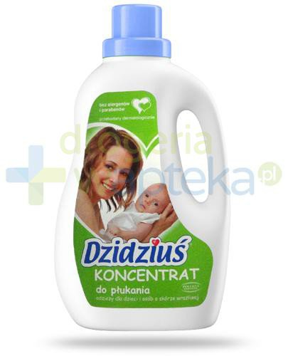 Dzidziuś koncentrat do płukania 1500 ml