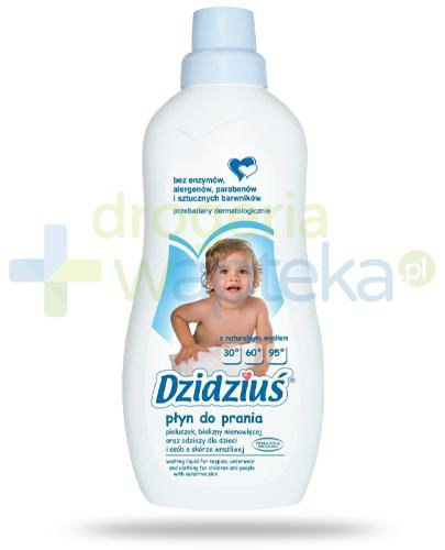 Dzidziuś płyn do prania 750 ml  whited-out