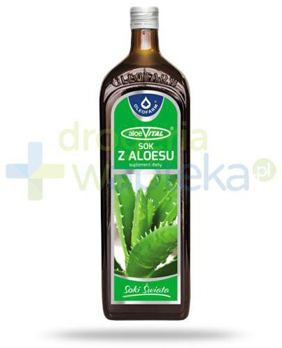 Oleofarm aloeVital sok z aloesu 1000 ml