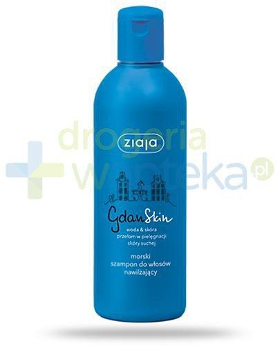 Ziaja GdanSkin morski szampon nawilżający do włosów 300 ml