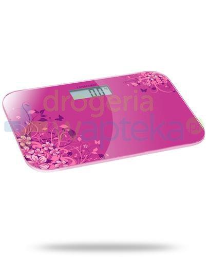 Lanaform Electronic Scale, waga elektroniczna, kolor różowy 1 sztuka