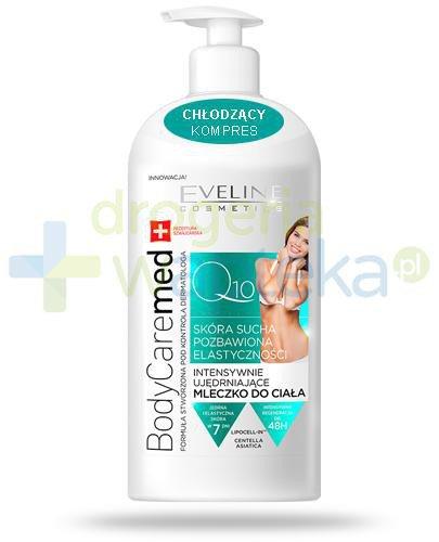 Eveline BodyCare Med+ Q10 intensywnie ujędrniające mleczko do ciała 350 ml
