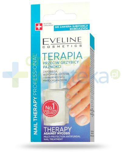 Eveline Nail Therapy Terapia przeciw grzybicy paznokci 12 ml