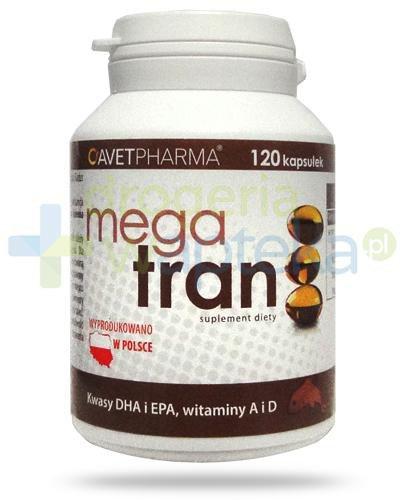 Avet Pharma Mega Tran 120 kapsułek