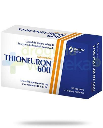 Thioneuron 600 30 kapsułek Xenico