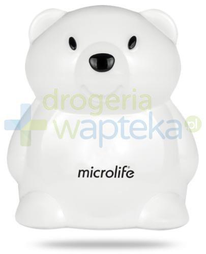 Microlife NEB 400 inhalator pneumatyczo-tłokowy dla dzieci 1 sztuka