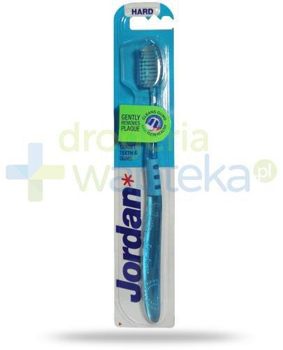 Jordan Target Teeth & Gum Hard szczoteczka do zębów 1 sztuka