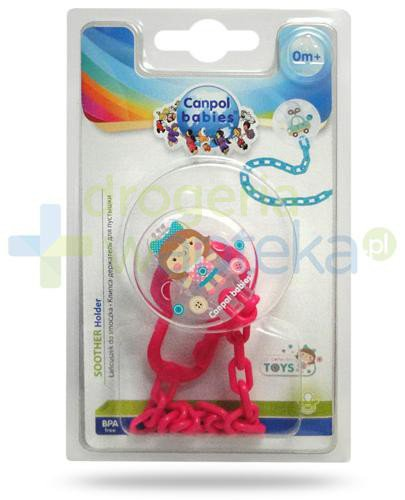 Canpol Babies Toys łańcuszek do smoczka 1 sztuka [10/889]