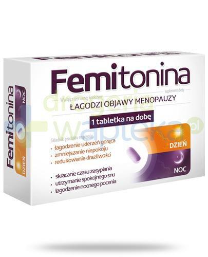Femitonina 30 tabletek  whited-out