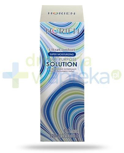 Horien Ultra Comfort Multi-Purpose Solution plyn do soczewek kontatowych 120 ml
