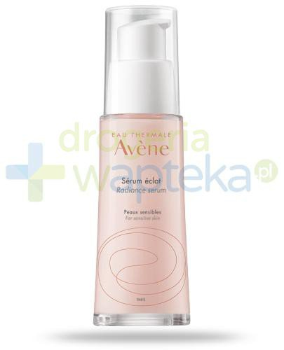 Avene Les Essentiels serum rozświetlające do skóry wrażliwej 30 ml