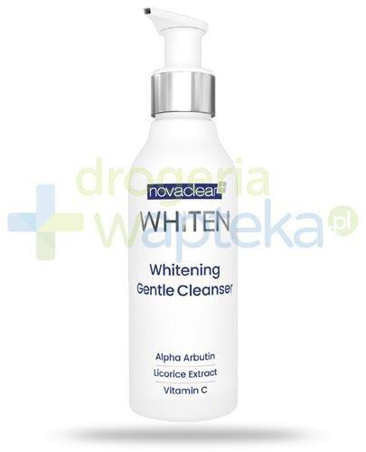 NovaClear Whiten wybielający żel do mycia twarzy 150 ml