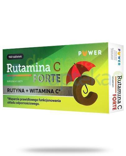 Puwer Rutamina C Forte 150 tabletek