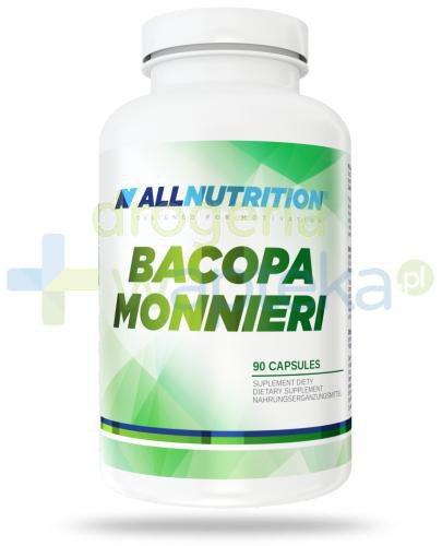 Allnutrition Bacopa Monieri 90 kapsułek