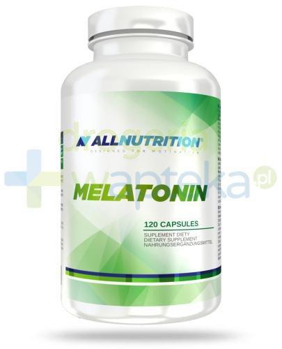 Allnutrition Melatonin 120 kapsułek