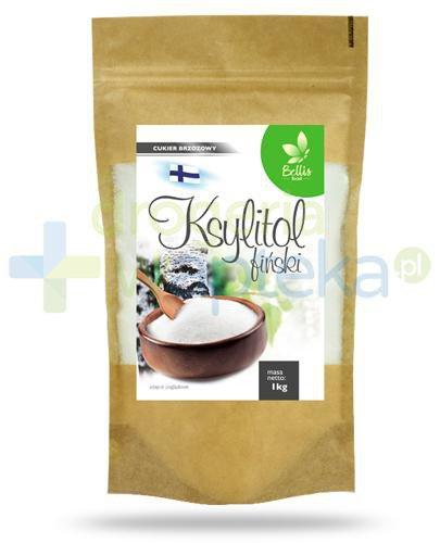 Bellis Food Ksylitol fiński słodzik stołowy 1000 g
