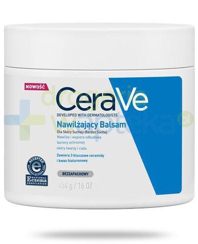 CeraVe nawilżający balsam dla skóry suchej i bardzo suchej 454 g