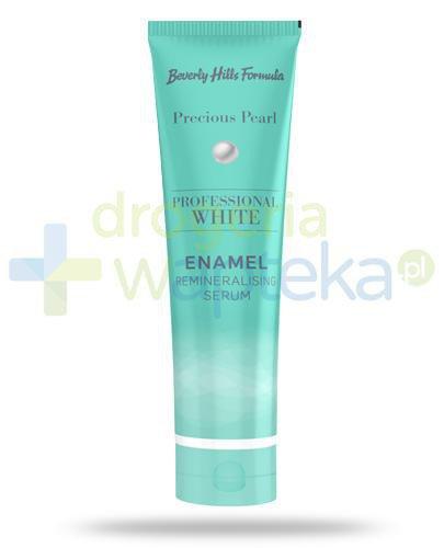 Beverly Hills Formula Professional White Precious Pearl Enamel pasta do zębów 100 ml [Da...