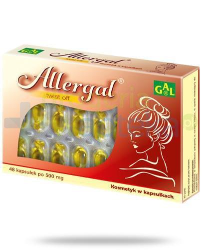 GAL Allergal 48 kapsułek
