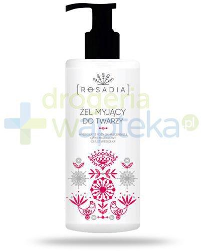 Sylveco Rosadia żel myjący do twarzy 150 ml