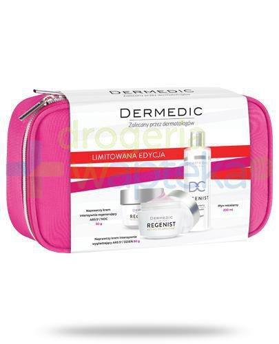 Dermedic Regenist Regenist naprawczy krem intensywnie wygładzający na dzień 50 g + napr...  whited-out