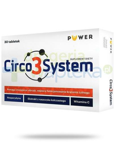 Puwer Circo3System 30 tabletek
