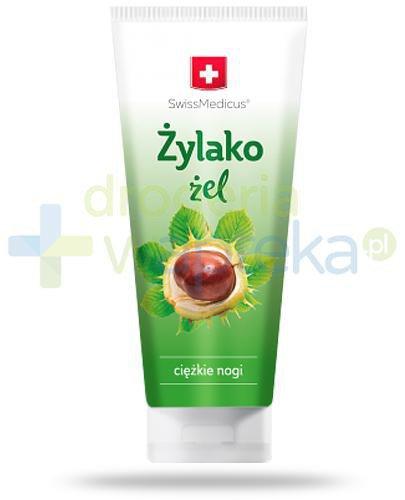 SwissMedicus® Żylako, żel na ciężkie nogi 200 ml