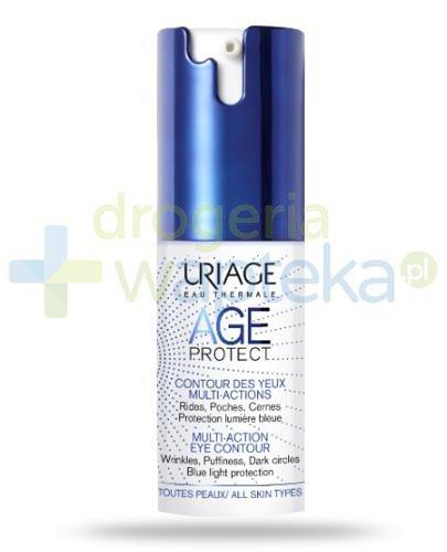 Uriage Age Protect krem multiaction do skóry wokół oczu 15 ml