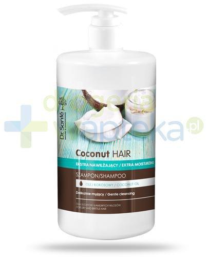 Dr. Sante Coconut Hair nawilżający szampon do włosów matowych i łamliwych 1000 ml