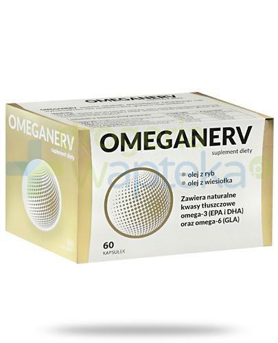 Omeganerv 60 kapsułek
